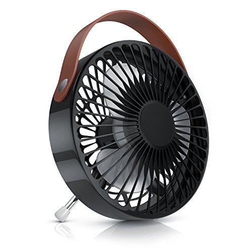 Csl mini ventilator im design look usb tischventilator for Design tischventilator