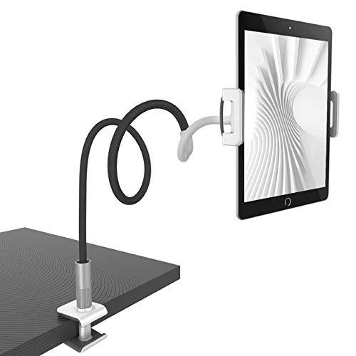 schwarz lamicall schwanenhals tablet halter tablet halterung lazy flexible einstellbare. Black Bedroom Furniture Sets. Home Design Ideas
